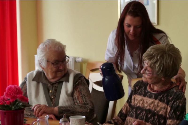 Senioren Betreuung und Pflege